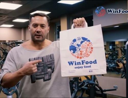 Сергей Югай: «Winfood — мой выбор!»